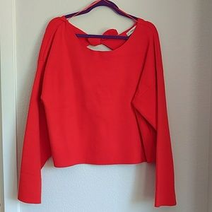 Zara Bow at the Back Sweater [L]